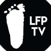 LEFT Foot PRINT TV